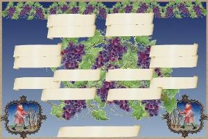 vigneron,arbre genealogique gratuit � imprimer